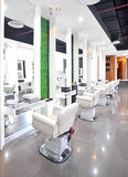 Salão de beleza luxuoso Imagem de Stock Royalty Free