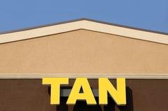 Salão de beleza Tanning Foto de Stock Royalty Free