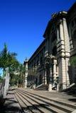 Salão de cidade de Durban imagem de stock