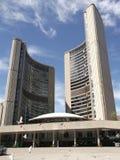 Salão de cidade de Toronto Fotografia de Stock Royalty Free