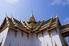 Salão de Dusit Maha Prasat imagens de stock royalty free