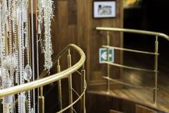 salão de entrada home luxuoso imagem de stock royalty free
