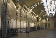Salão de estação da estrada de ferro - 1 fotografia de stock royalty free