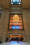 Salão de estação de Grand Central, New York City Imagem de Stock Royalty Free