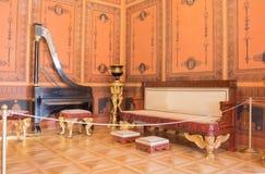 Salão de Etruscan no palácio de Sheremetyev Imagens de Stock