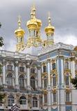 Salão de Katherine Palace em Tsarskoe Selo (Pushkin), Rússia Imagens de Stock Royalty Free