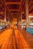 Salão de Maisong De templo do espaço livre de Tailândia Fotos de Stock