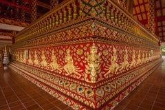 Salão de Maisong De templo do espaço livre de Tailândia Fotos de Stock Royalty Free