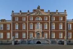 Salão de Wimpole fotos de stock royalty free