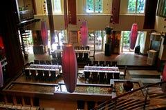 Salão do banquete Imagem de Stock