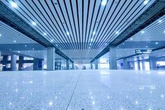 Salão do estação de caminhos-de-ferro Imagens de Stock