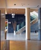 Salão do hotel Imagens de Stock