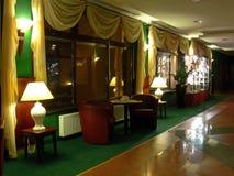 Salão do hotel Fotos de Stock Royalty Free