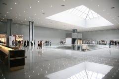 Salão do negócio foto de stock
