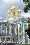 Salão do palácio de Katherine em Tsarskoe Selo (Pushkin), Rússia Foto de Stock