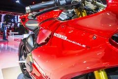SALÃO DUAS RODAS - η 12η διεθνής μοτοσικλέτα, τα μέρη και ο εξοπλισμός παρουσιάζουν Στοκ Φωτογραφίες