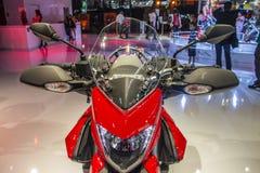 SALÃO DUAS RODAS - a 12os motocicleta, peças e equipamento internacionais mostram Fotos de Stock