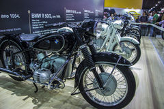 SALÃO DUAS RODAS - 12th Międzynarodowi motocykl, części i wyposażenie, Pokazujemy fotografia royalty free