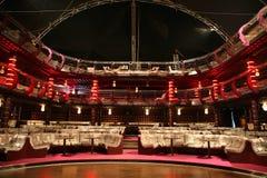 Salão luxuoso da audiência Fotografia de Stock Royalty Free