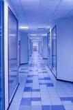 Salão moderno novo do negócio fotos de stock