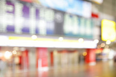 Salão no aeroporto fotos de stock royalty free