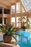 Salão no hotel imagens de stock royalty free
