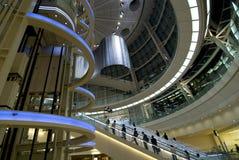 Salão público gigante Foto de Stock Royalty Free