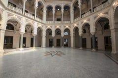 Salão principal Imagem de Stock