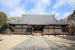 Salão principal do ji de Ninna em Kyoto Imagem de Stock