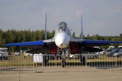 Salón aeroespacial internacional de MAKS Fotografía de archivo