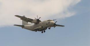 Salón aeronáutico 2014 de Roma Imagen de archivo