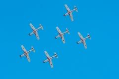 Salón aeronáutico 2013, Radom 30 de agosto de 2013 Foto de archivo libre de regalías