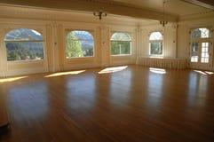 Salón de baile magnífico Fotos de archivo libres de regalías