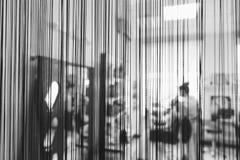 Salón de belleza de lujo Imagenes de archivo