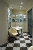 Salón de belleza interior del od Imagen de archivo libre de regalías