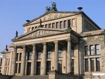 Salón de conciertos de Berlín Imágenes de archivo libres de regalías