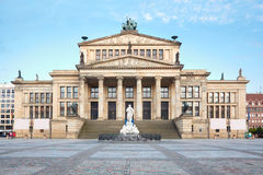 Salón de conciertos en Berlín Foto de archivo