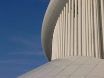 Salón de conciertos Luxemburgo Fotografía de archivo libre de regalías