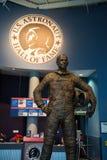 Salón de la fama Kennedy Space Center del astronauta Imágenes de archivo libres de regalías