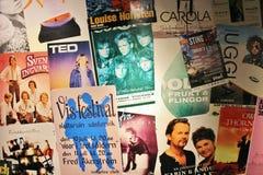 Salón de la fama sueco de la música Fotos de archivo libres de regalías