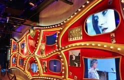 Salón de la fama sueco de la música Imágenes de archivo libres de regalías