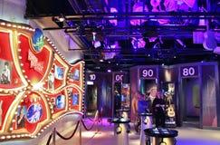 Salón de la fama sueco de la música Foto de archivo