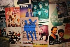 Salón de la fama sueco de la música Fotografía de archivo