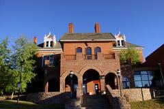 Salón de la fama y museo nacionales de la explotación minera Foto de archivo