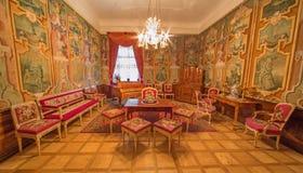 Salón de Roma en el santo Antón del palacio Imágenes de archivo libres de regalías