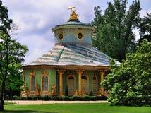 Salón de té de los lomos, Sanssouci, Potsdam fotografía de archivo libre de regalías