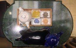 Salón de té de Mitramit foto de archivo