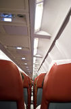 Salón del aeroplano Imagenes de archivo