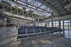 Salón del aeropuerto Fotos de archivo libres de regalías