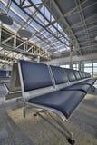 Salón del aeropuerto Imágenes de archivo libres de regalías